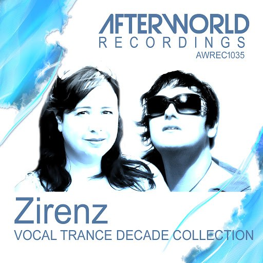 Zirenz альбом Vocal Trance Decade Collection