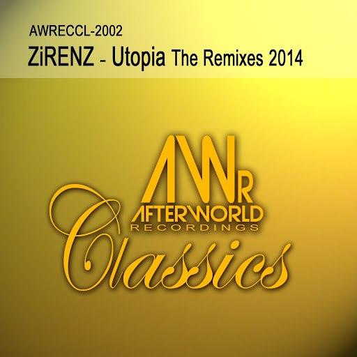Zirenz альбом Utopia the Remixes 2014