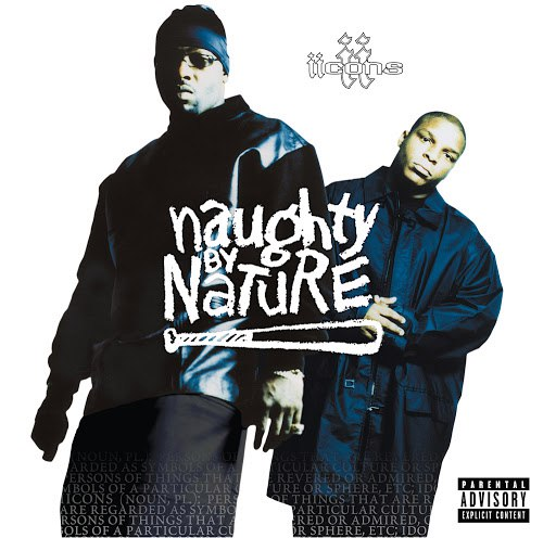 Naughty By Nature альбом Icons (International version)