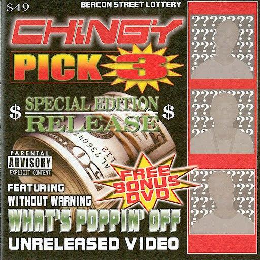 Chingy альбом Pick 3