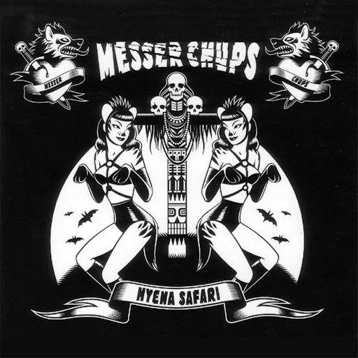 Messer Chups альбом Hyena Safari