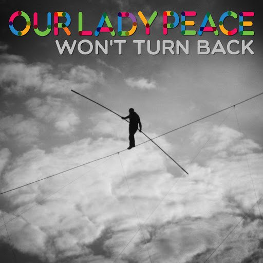 Our Lady Peace альбом Won't Turn Back