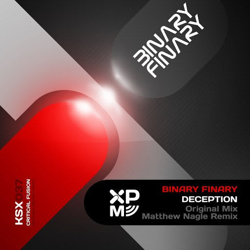 Binary Finary альбом Deception