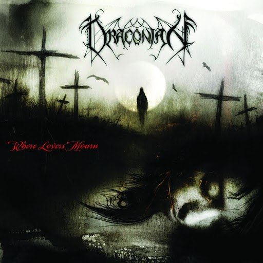 Draconian альбом Where Lovers Mourn