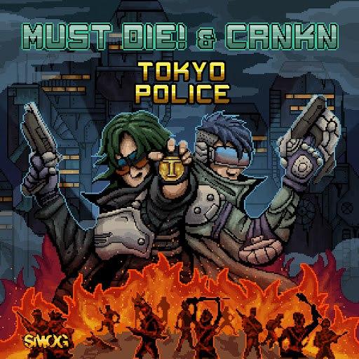 CRNKN альбом Tokyo Police