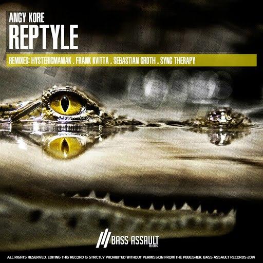 AnGy KoRe альбом Reptyle