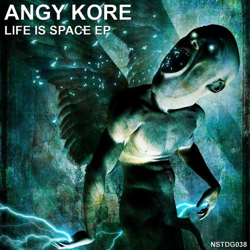 AnGy KoRe альбом Life Is Space - EP