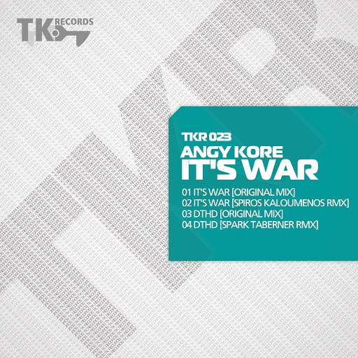 AnGy KoRe альбом It's War - EP