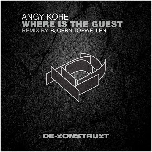 AnGy KoRe альбом Where Is The Guest
