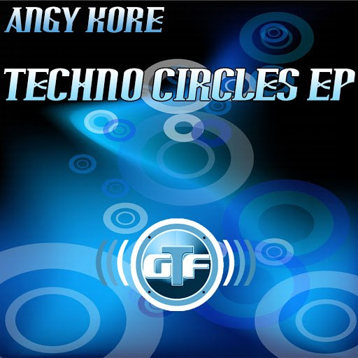 AnGy KoRe альбом Techno Circle EP