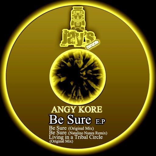 AnGy KoRe альбом Be Sure EP