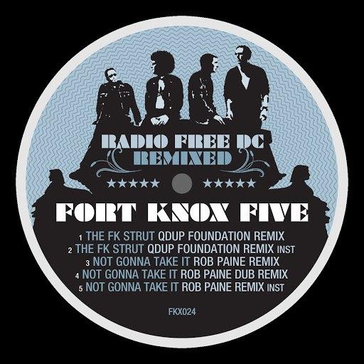 Fort Knox Five альбом Radio Free DC Remixed Vol. 10