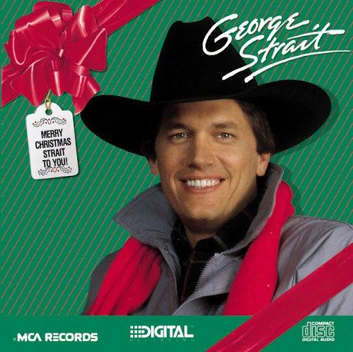 George Strait альбом Merry Christmas Strait To You