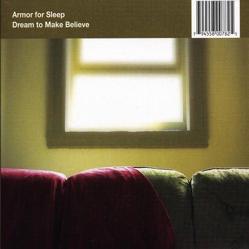 Armor For Sleep альбом Dream to Make Believe