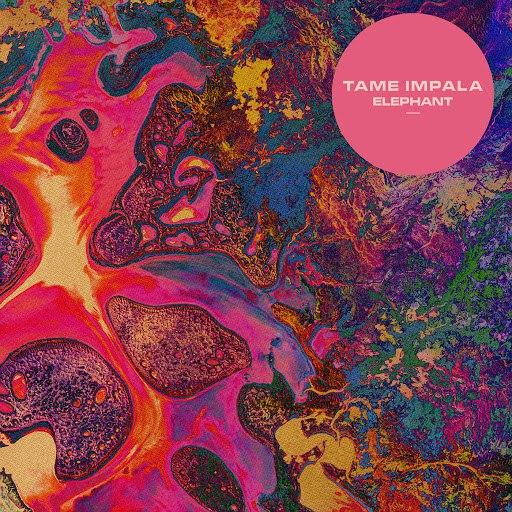 Tame Impala альбом Elephant