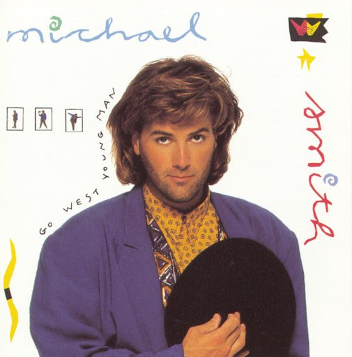 Michael W. Smith альбом Go West Young Man