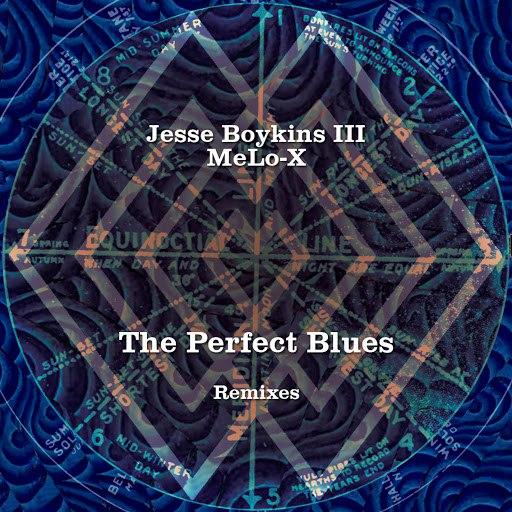 Jesse Boykins III альбом The Perfect Blues (Remixes)
