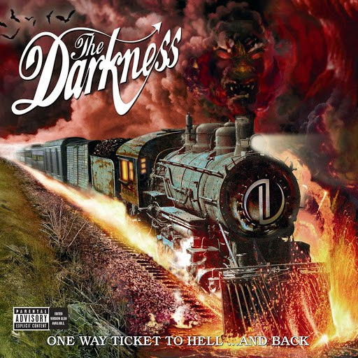 The Darkness альбом One Way Ticket To Hell...And Back