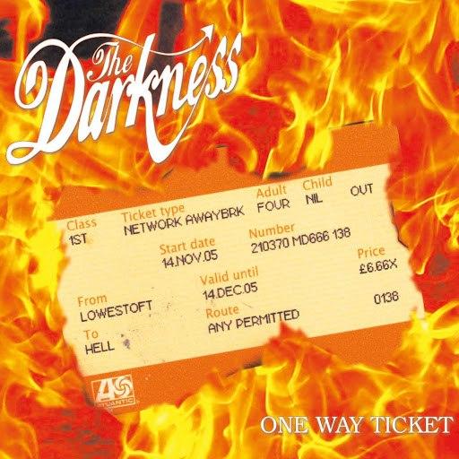 The Darkness альбом One Way Ticket (Digital Album Edit Amended)