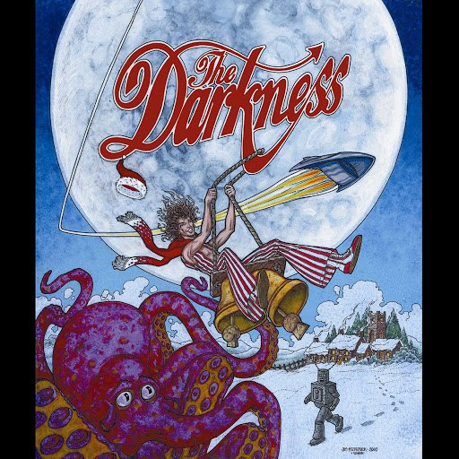 The Darkness альбом Christmas Time (Don't Let The Bells End)