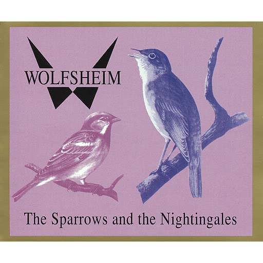 Wolfsheim альбом The Sparrows And The Nightingales