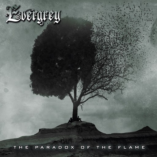 Evergrey альбом The Paradox of the Flame (feat. Carina Englund)