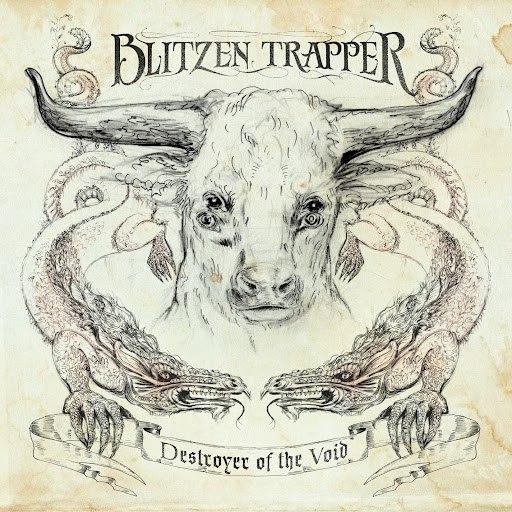 Blitzen Trapper альбом Destroyer Of The Void