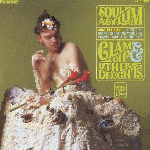 Soul Asylum альбом Clam Dip And Other Delights [EP]