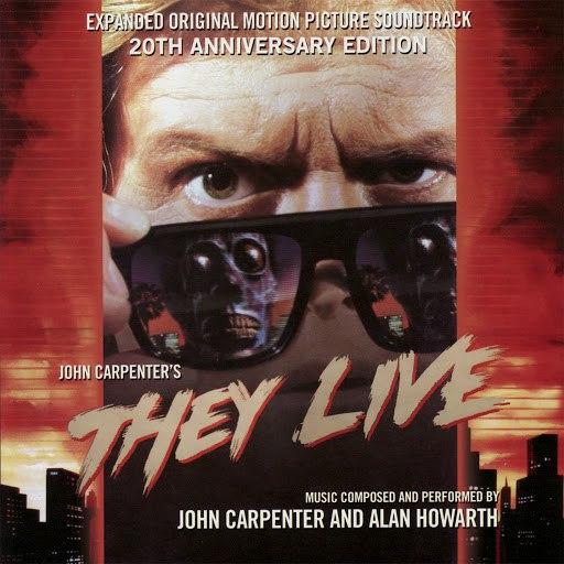 John Carpenter альбом They Live (Expanded Original Motion Picture Soundtrack)