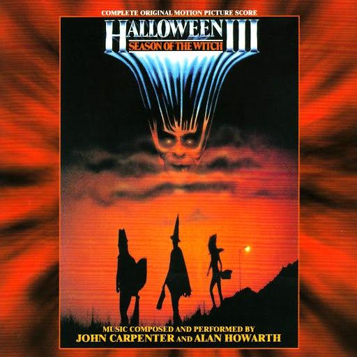 John Carpenter альбом Halloween III (Complete Original Motion Picture Score)