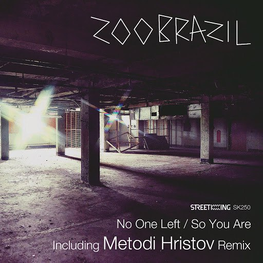 Zoo Brazil альбом No One Left / So You Are