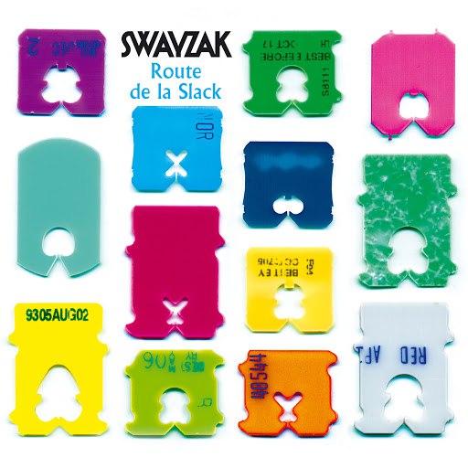 Swayzak альбом Route De La Slack - Remixes and Rarities