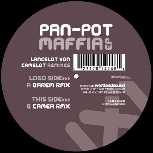 Pan-Pot альбом Maffia EP - Lancelot von Camelot Remixs