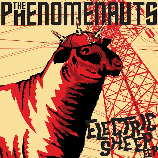 The Phenomenauts альбом Electric Sheep: Electronic Extended Play