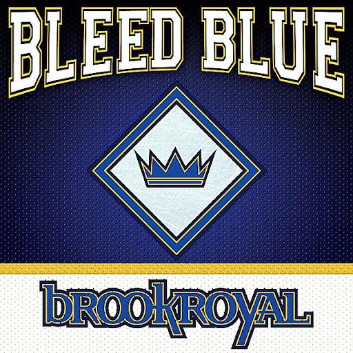 Brookroyal альбом Bleed Blue