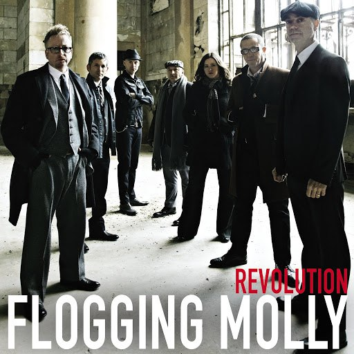 Flogging Molly альбом Revolution