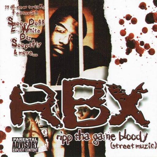 RBX альбом Ripp Tha Game Bloody (Street Muzic)