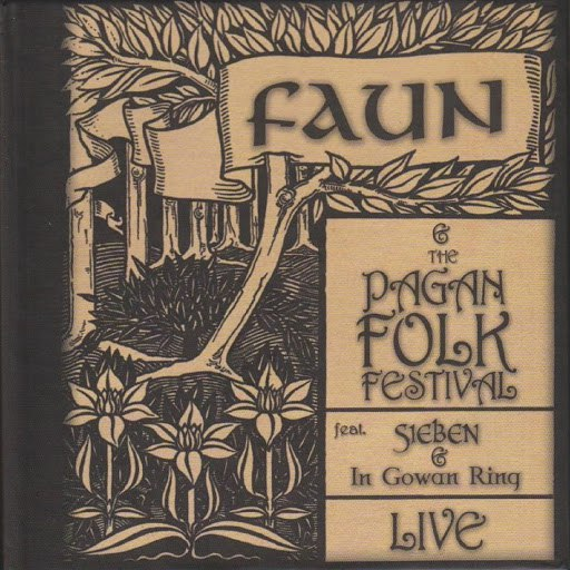 Faun альбом The Pagan Folk Festival