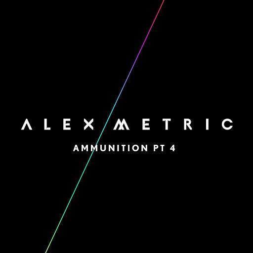 Alex Metric альбом Drum Machine (feat. The New Sins)
