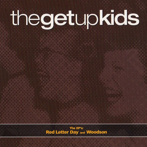 The Get Up Kids альбом Red Letter Day & Woodson