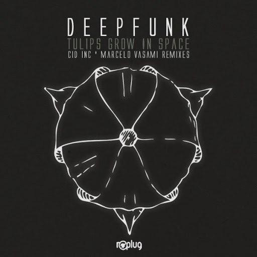Deepfunk альбом Tulips Grow in Space