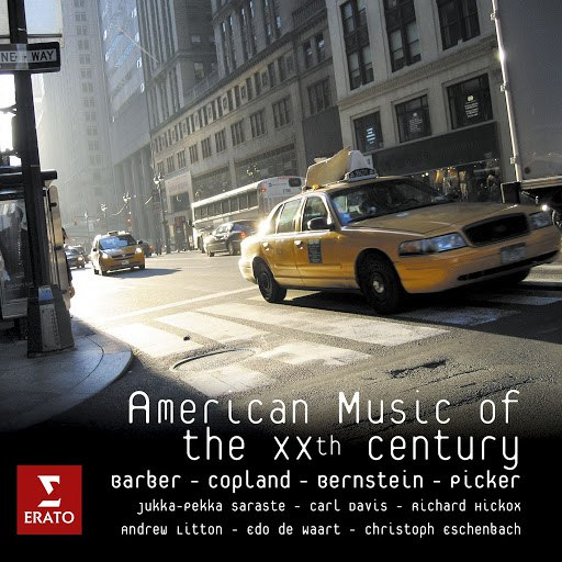 Samuel Barber альбом American Music of the Twentieth Century