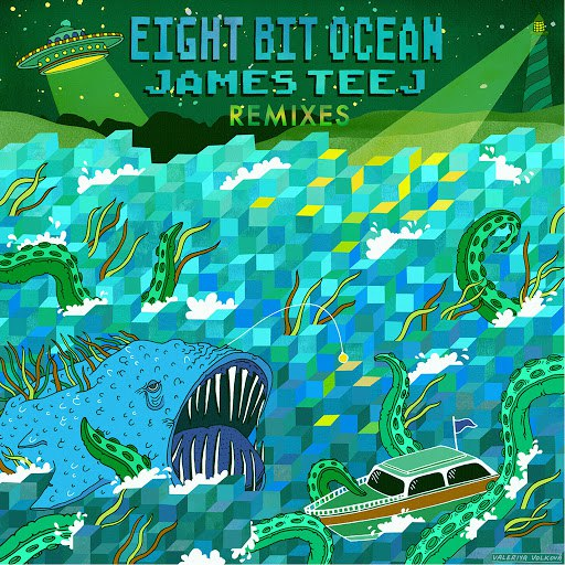 James Teej альбом Eight Bit Ocean (Remixes)