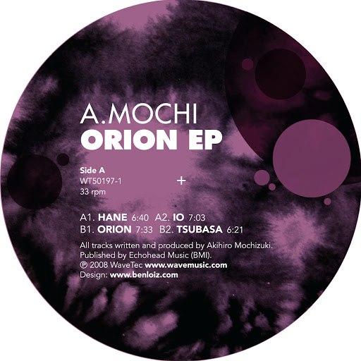 A. Mochi альбом Orion - EP