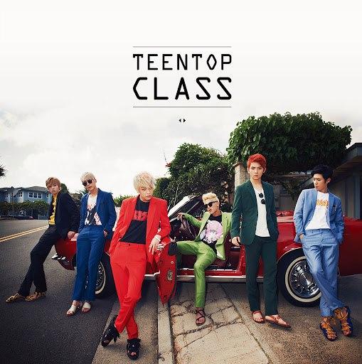 TEEN TOP альбом TEEN TOP CLASS