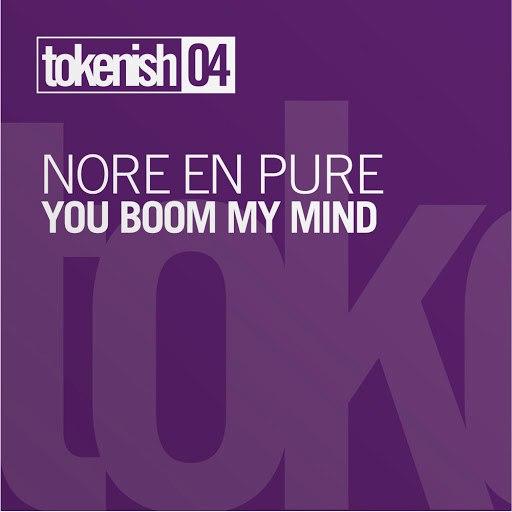 Nora En Pure альбом You Boom My Mind EP