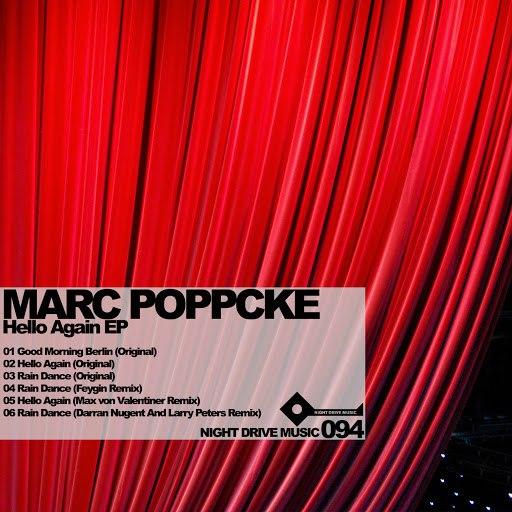 Marc Poppcke альбом Hello Again - EP