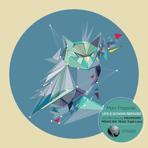 Marc Poppcke альбом Ups & Downs Remixes