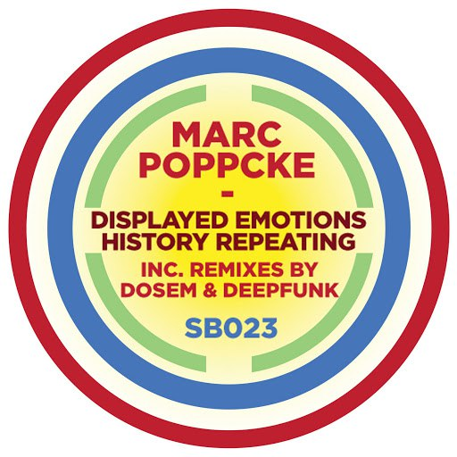 Marc Poppcke альбом Displayed Emotions / History Repeating