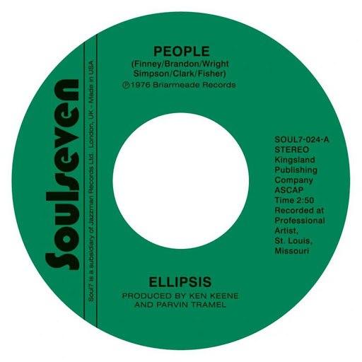 Ellipsis альбом People / Gregory Moore